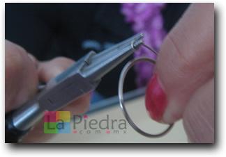 anillos con alambre memoria paso 2