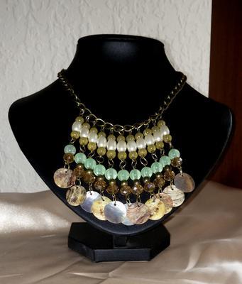 collar conchas